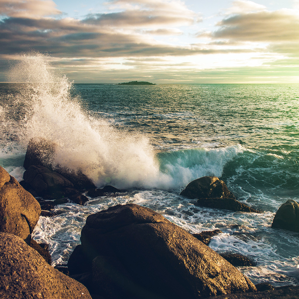 wallpaper-nk00-rock-wave-nature-sea-cold-green-wallpaper