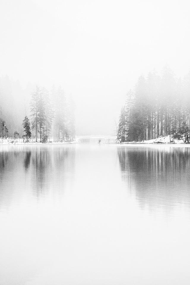 description of nature in winter essay