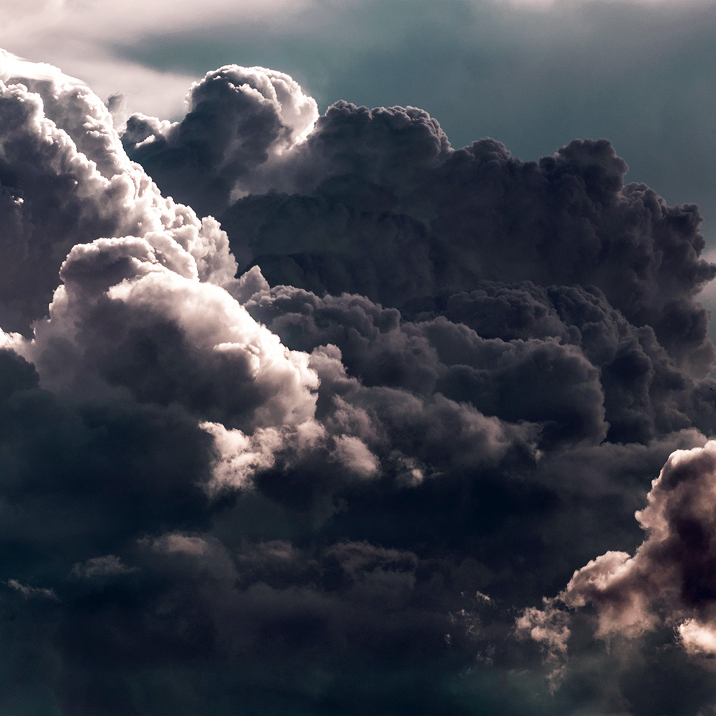 android-wallpaper-nk23-cloud-sky-pattern-nature-dark-wallpaper