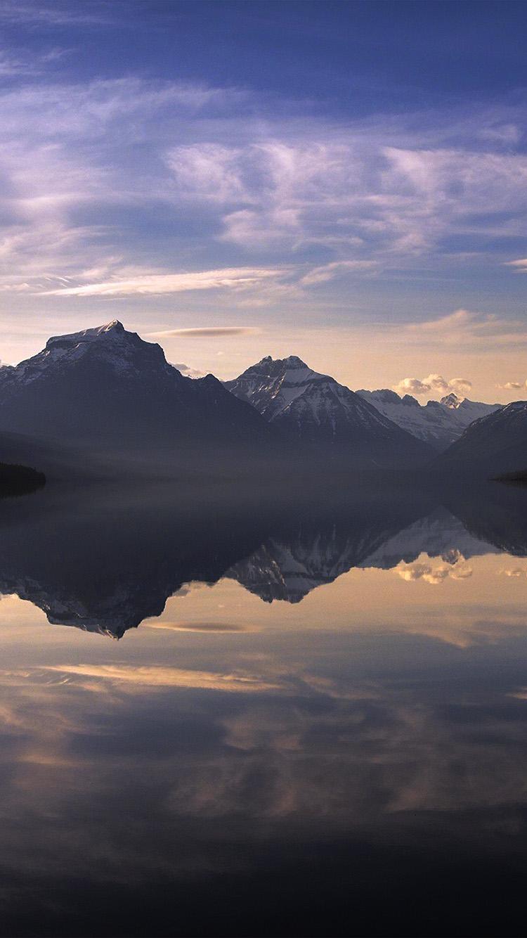 iPhone7papers.com-Apple-iPhone7-iphone7plus-wallpaper-nk42-lake-mcdonald-nature-mountain-sky-summer-dark