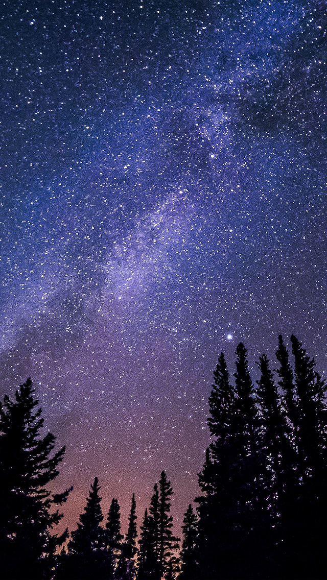 winter night wallpaper iphone