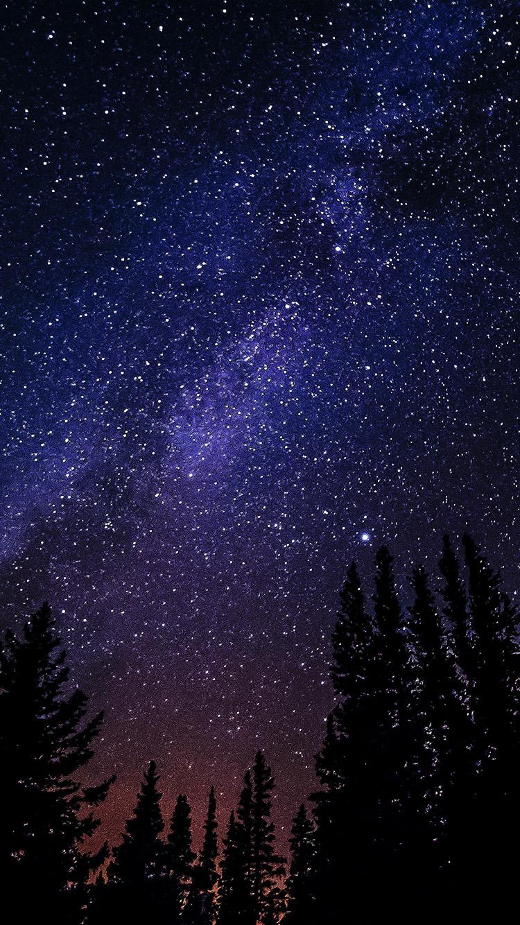 iPhone7papers.com-Apple-iPhone7-iphone7plus-wallpaper-nl61-night-starry-sky-aurora-winter-dark