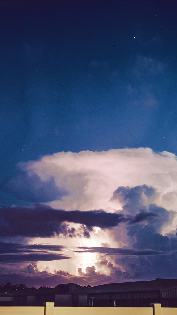 iPhone7papers.com-Apple-iPhone7-iphone7plus-wallpaper-nl66-cloud-sky-blue-nature-blue