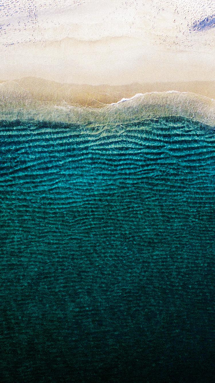 iPhone7papers.com-Apple-iPhone7-iphone7plus-wallpaper-nl86-sea-ocean-dark-minimal-nature-wave-earth