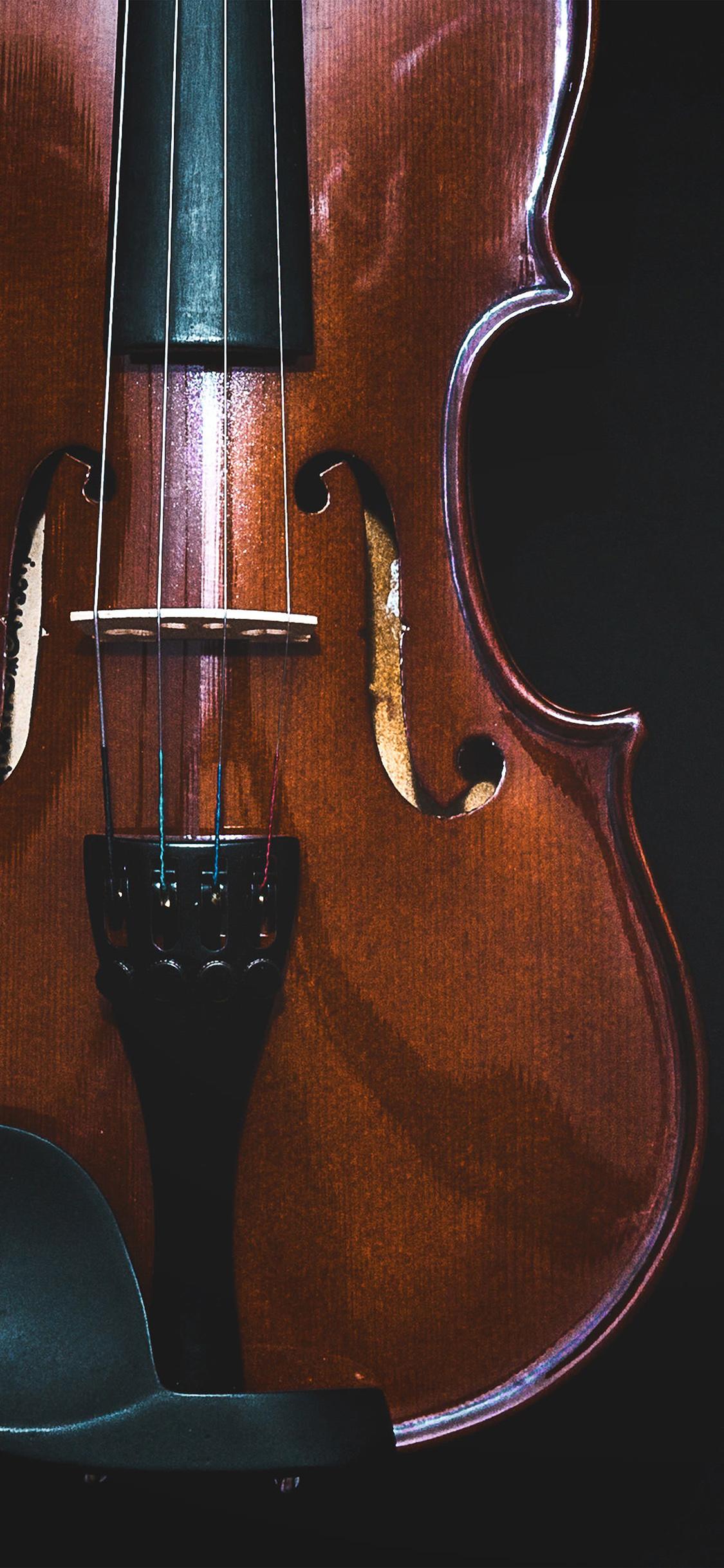 iPhoneXpapers.com-Apple-iPhone-wallpaper-nm15-violin-dark-instrument