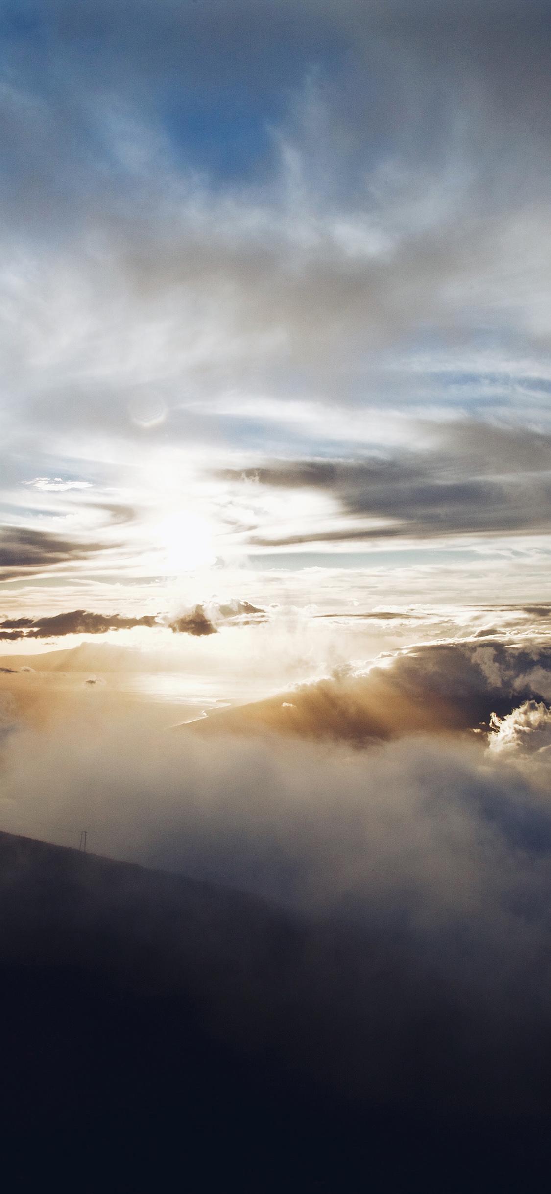 iPhoneXpapers.com-Apple-iPhone-wallpaper-nm32-cloud-summer-mountain-fog-nature