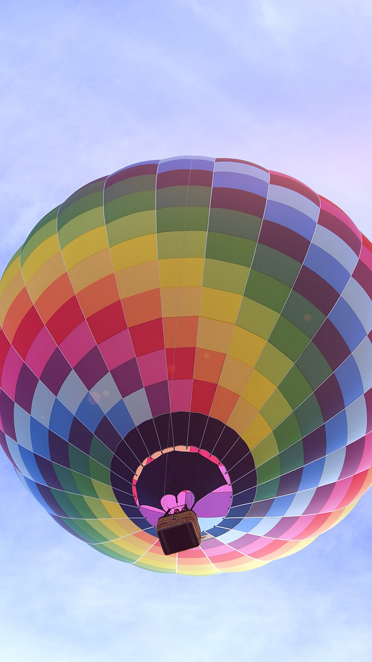 iPhone7papers.com-Apple-iPhone7-iphone7plus-wallpaper-nm70-color-air-balloon-sky-fun-flare