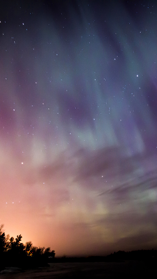 freeios8.com-iphone-4-5-6-plus-ipad-ios8-nn29-space-aurora-night-sky