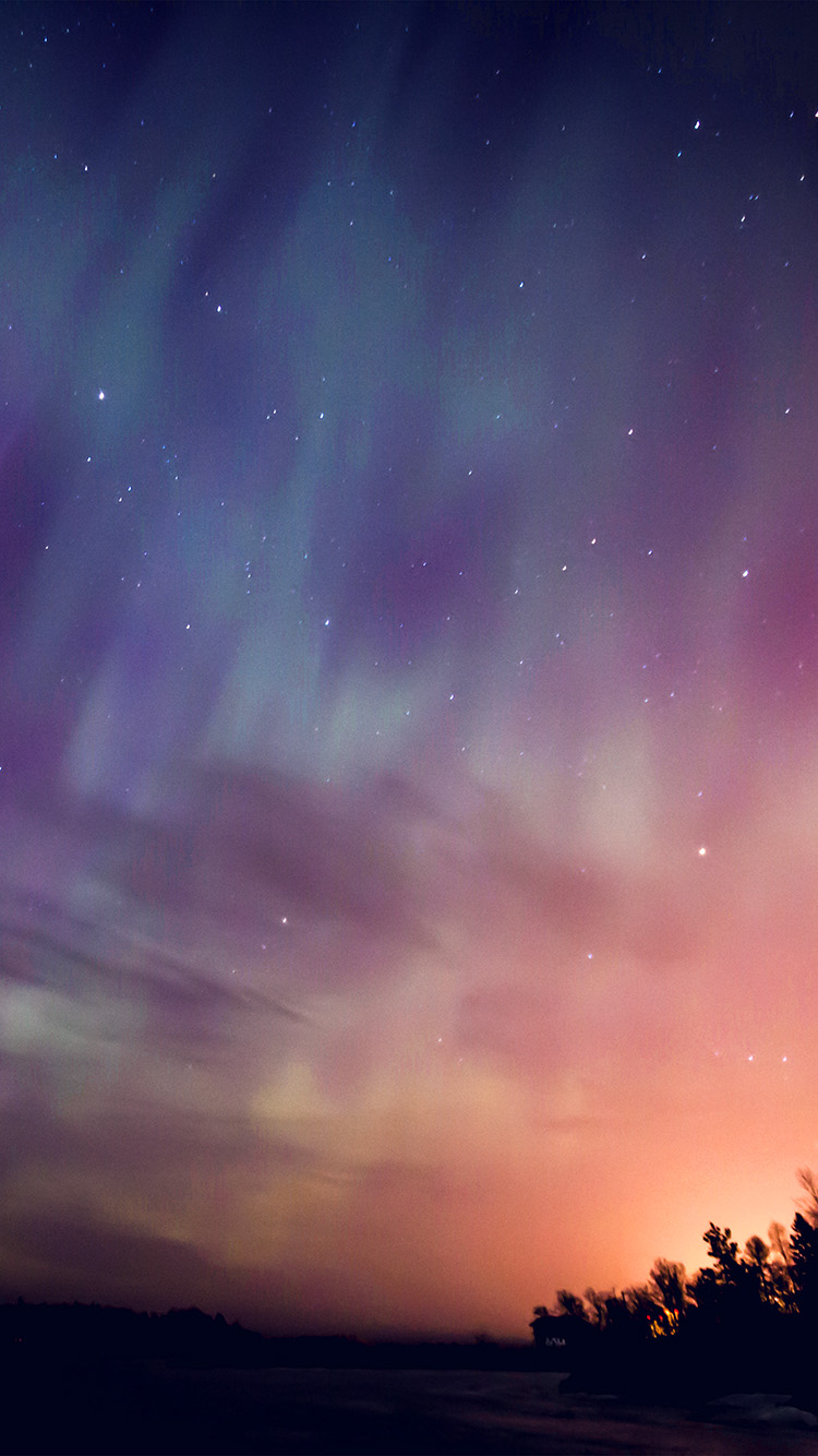 iPhone7papers.com-Apple-iPhone7-iphone7plus-wallpaper-nn30-space-aurora-night-sky-red-color