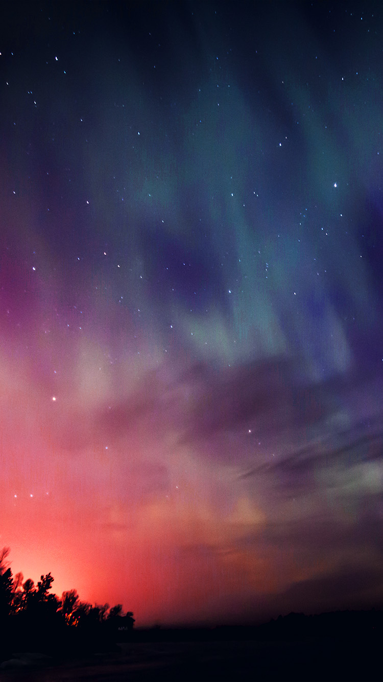 iPhone7papers.com-Apple-iPhone7-iphone7plus-wallpaper-nn31-space-aurora-night-sky-red-color-blue