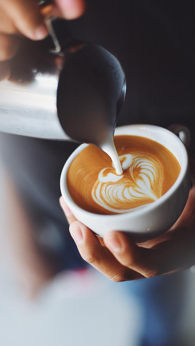 I Love Papers | nn75-coffe-barista-art-bokeh