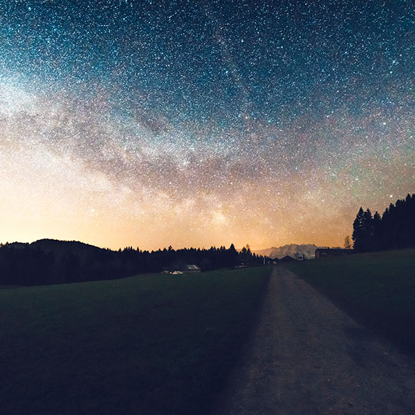 iPapers.co-Apple-iPhone-iPad-Macbook-iMac-wallpaper-nn93-starry-sky-nature-sunset-mountain-road-wallpaper