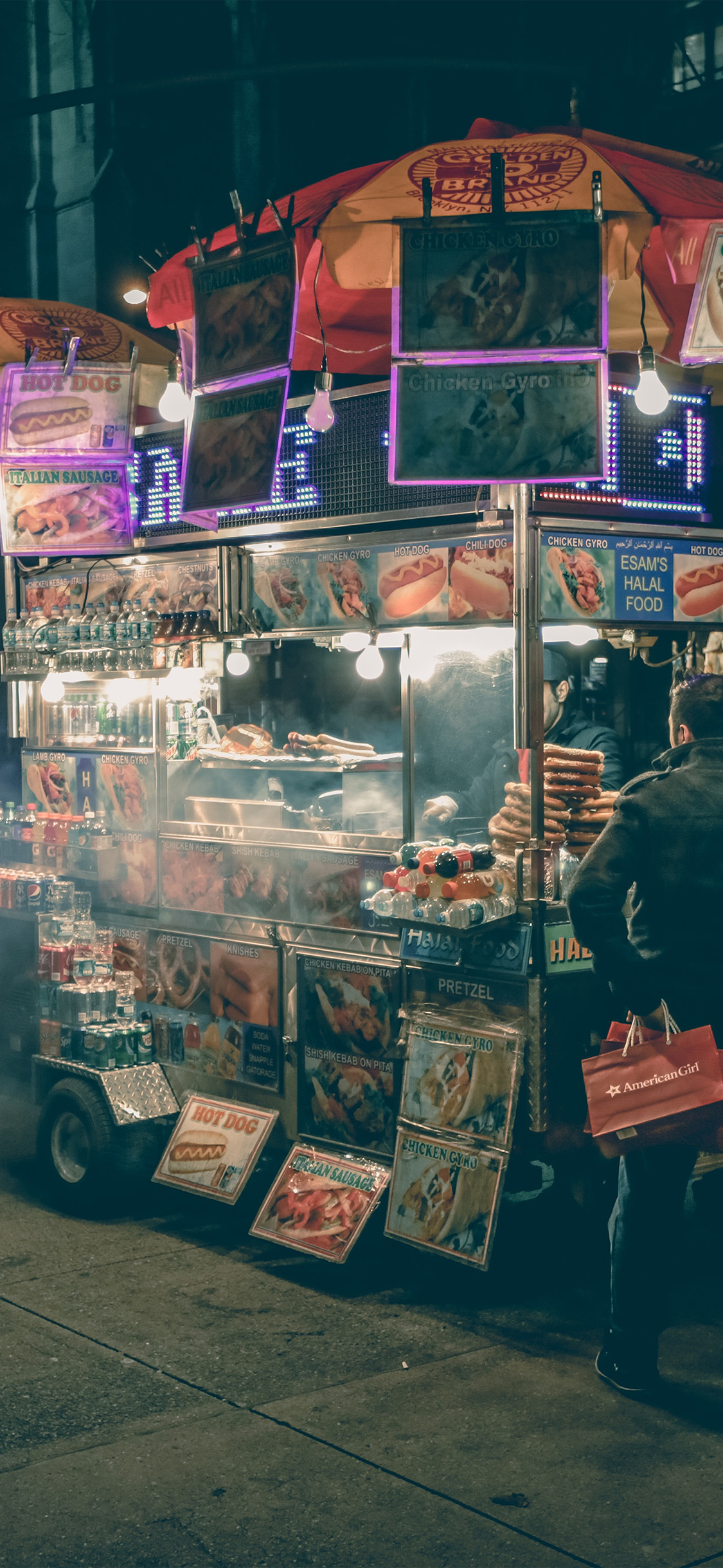 iPhoneXpapers.com-Apple-iPhone-wallpaper-no00-food-truck-hotdog-night-city