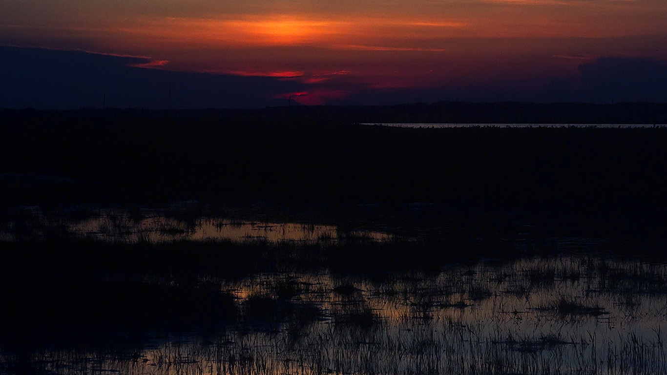 desktop-wallpaper-laptop-mac-macbook-air-no09-sunset-nature-river-lake-mountain-red-wallpaper