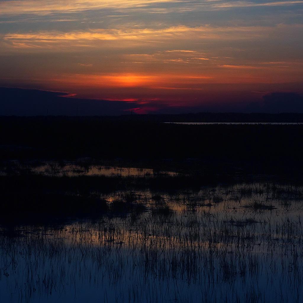wallpaper-no09-sunset-nature-river-lake-mountain-red-wallpaper