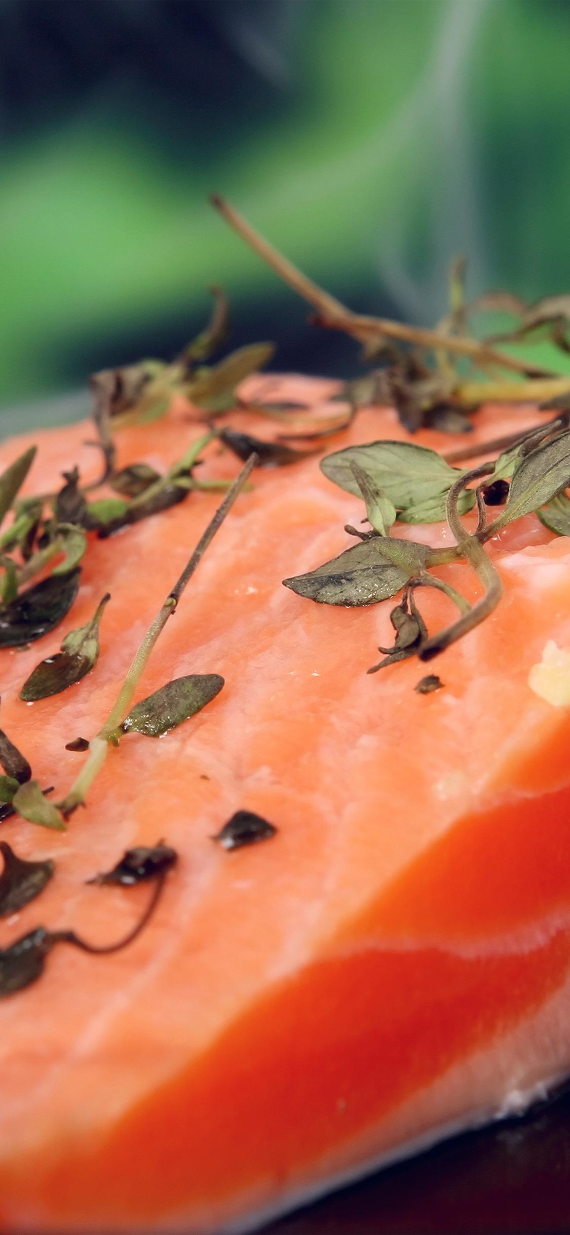 iPhoneXpapers.com-Apple-iPhone-wallpaper-no30-salmon-food-bokeh-nature