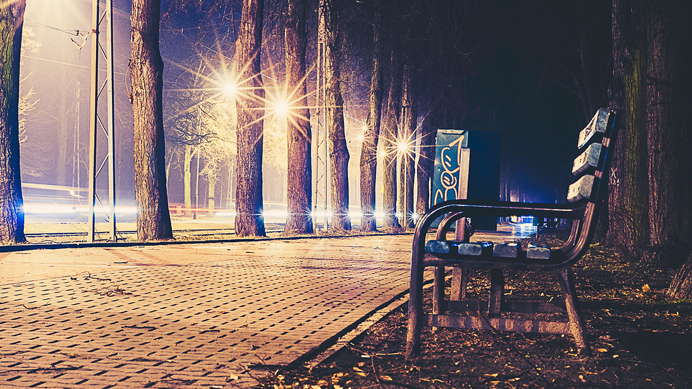 desktop-wallpaper-laptop-mac-macbook-air-no43-street-night-bench-nature-dark-wallpaper