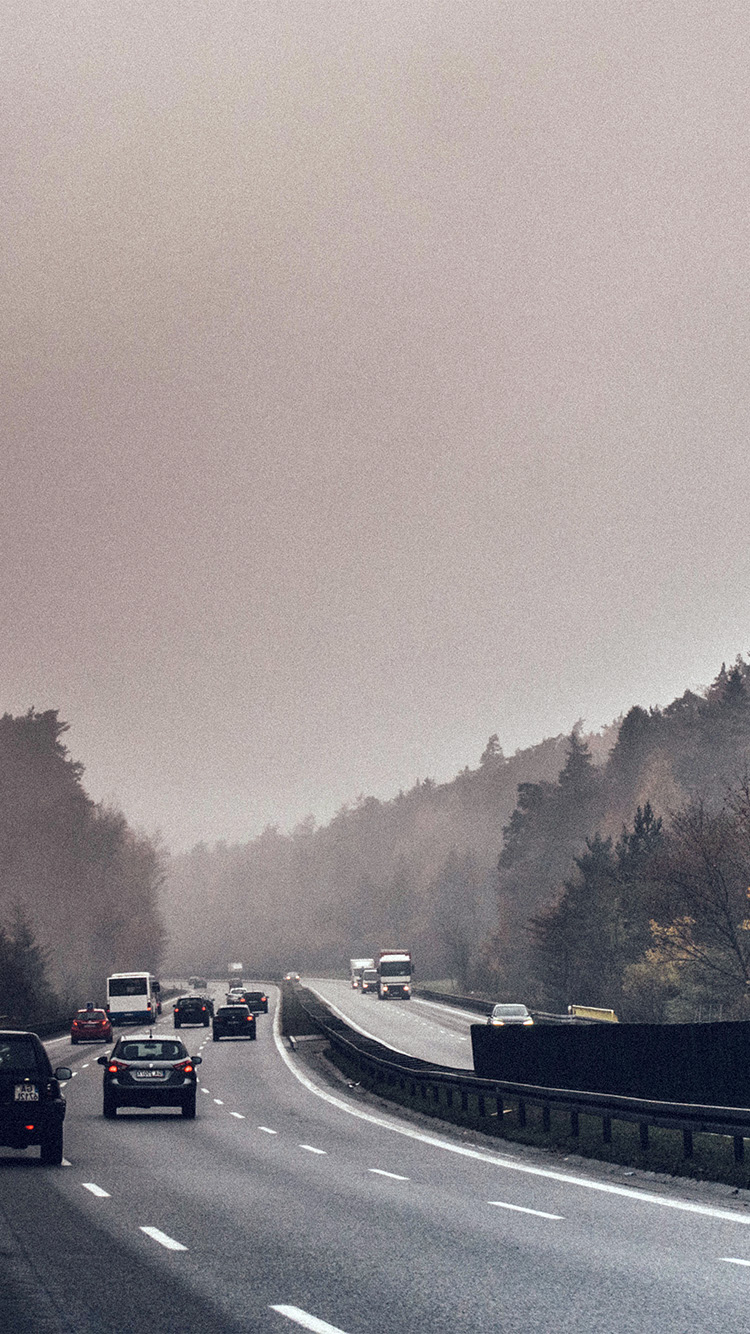 iPhone7papers.com-Apple-iPhone7-iphone7plus-wallpaper-no53-road-drive-afternoon-nature-foggy