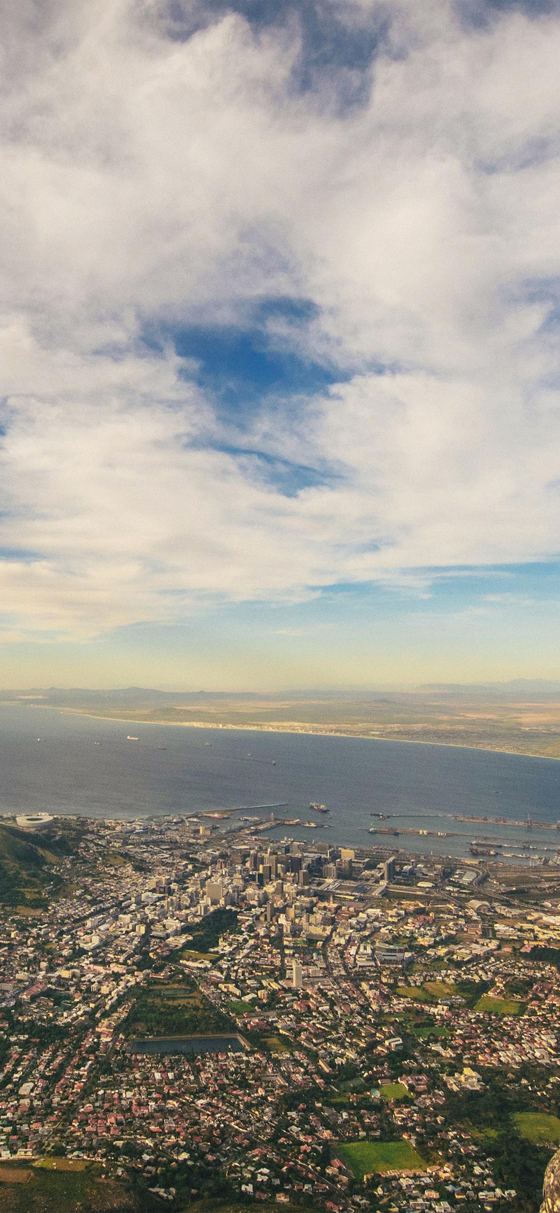 iPhoneXpapers.com-Apple-iPhone-wallpaper-no76-sky-flight-fly-city-sea-view-nature-earth