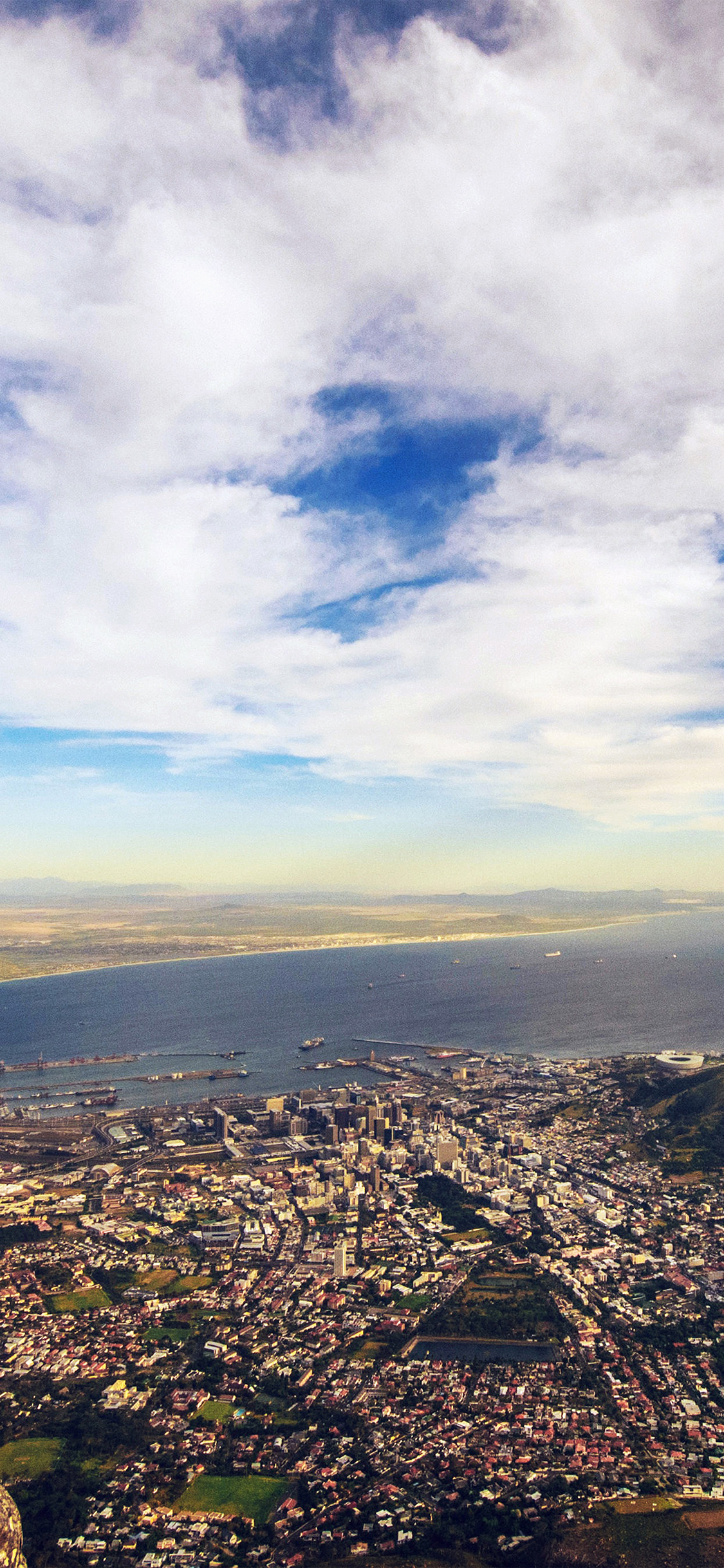 iPhoneXpapers.com-Apple-iPhone-wallpaper-no77-sky-flight-fly-city-sea-view-nature-earth-blue