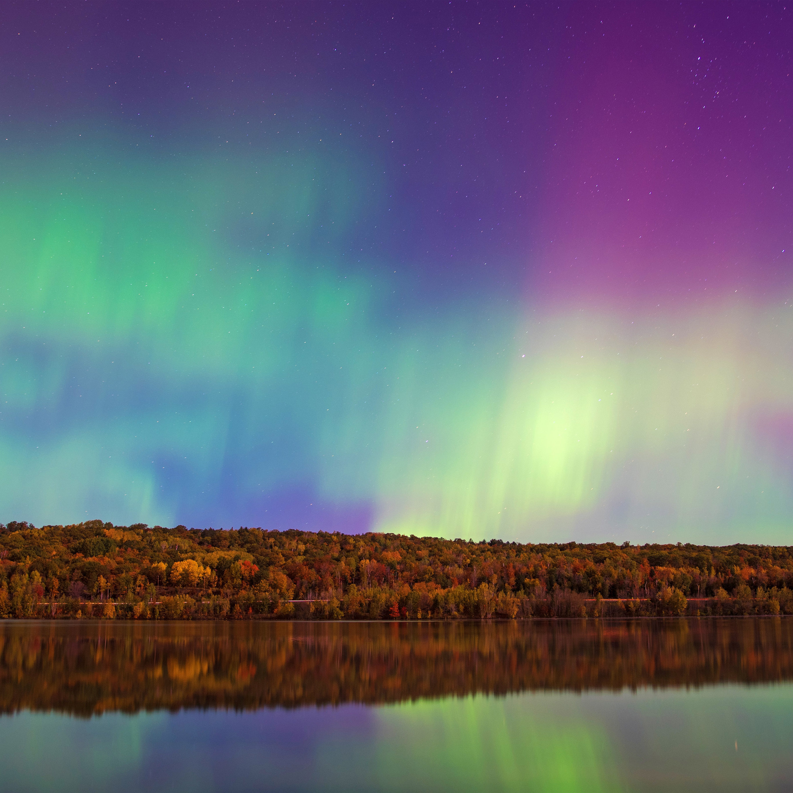 cool images lakes, northern, high resolution, lights ...  Night Sky Aurora Colorado