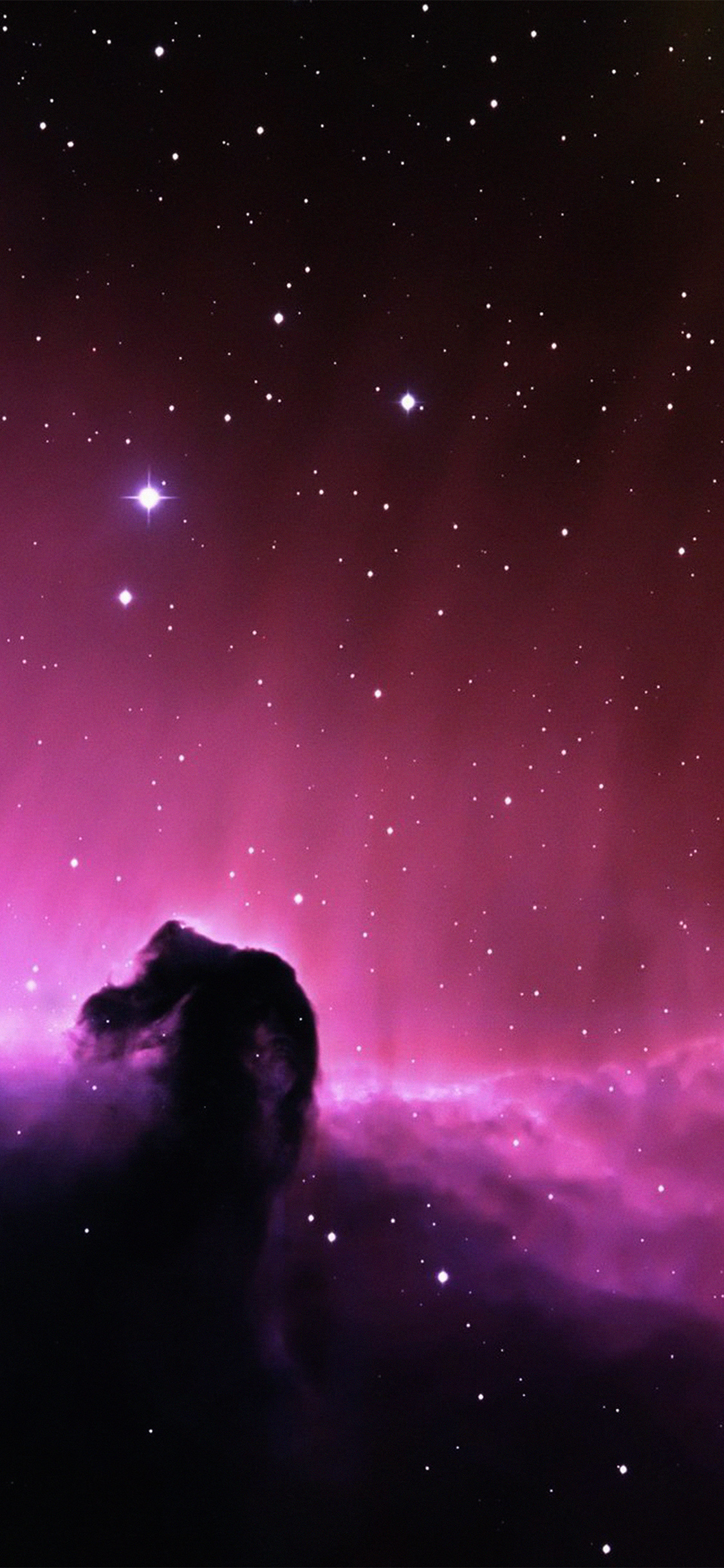 iPhoneXpapers.com-Apple-iPhone-wallpaper-np50-horsehead-nubula-space-galaxy-dark-nature
