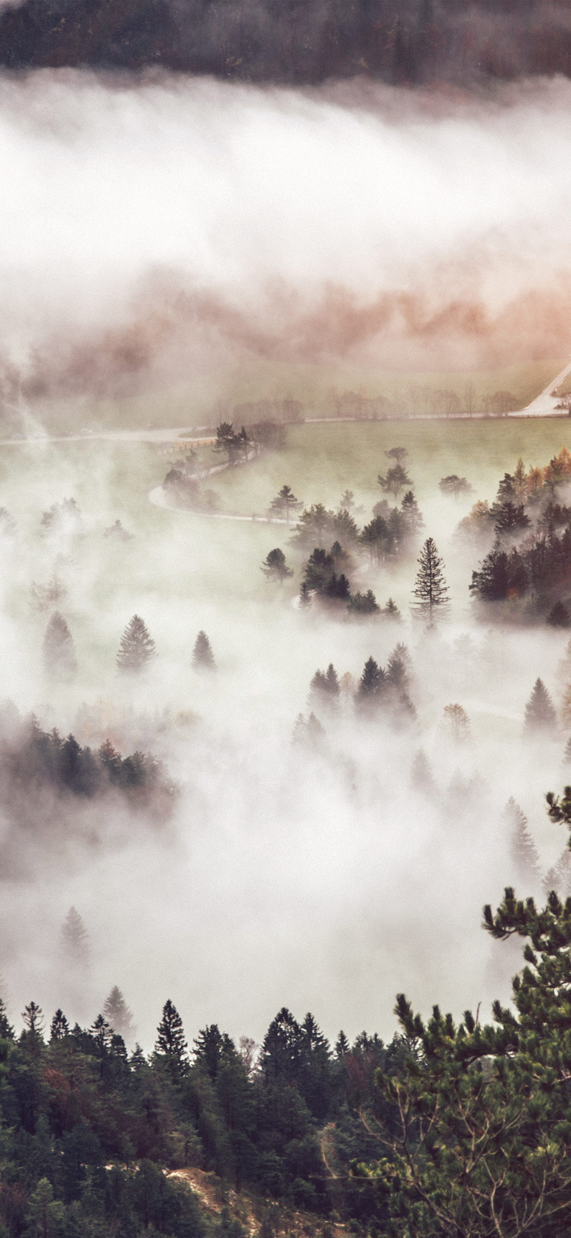 iPhoneXpapers.com-Apple-iPhone-wallpaper-np69-fog-mountain-dawn-nature-cloud-blue-flare