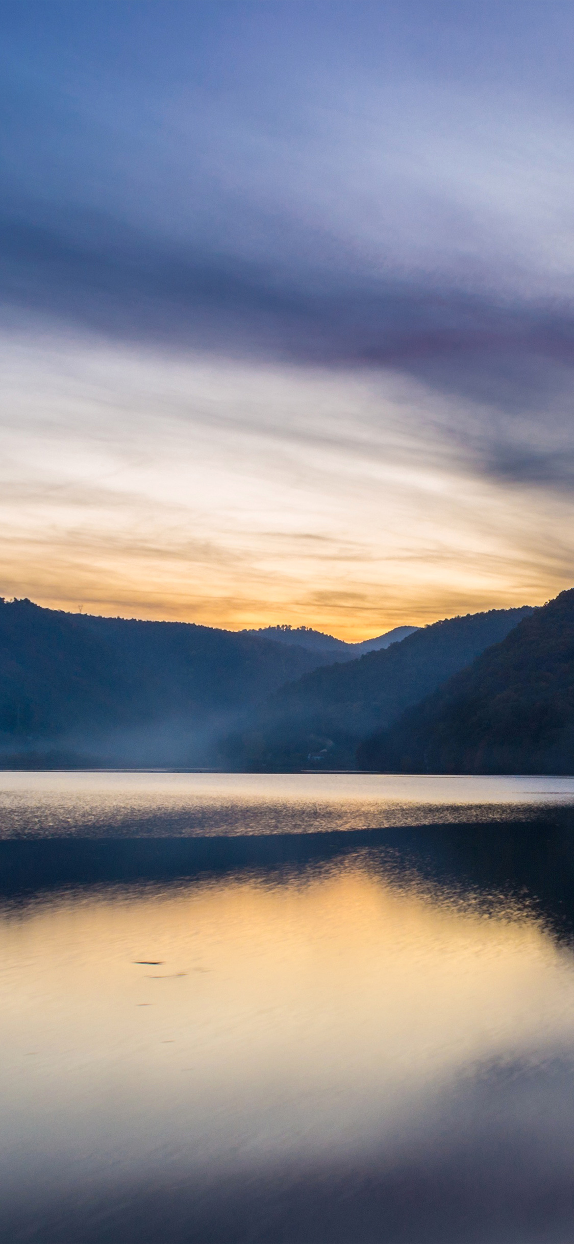 iPhoneXpapers.com-Apple-iPhone-wallpaper-np71-lake-sky-mountain-sunset-nature