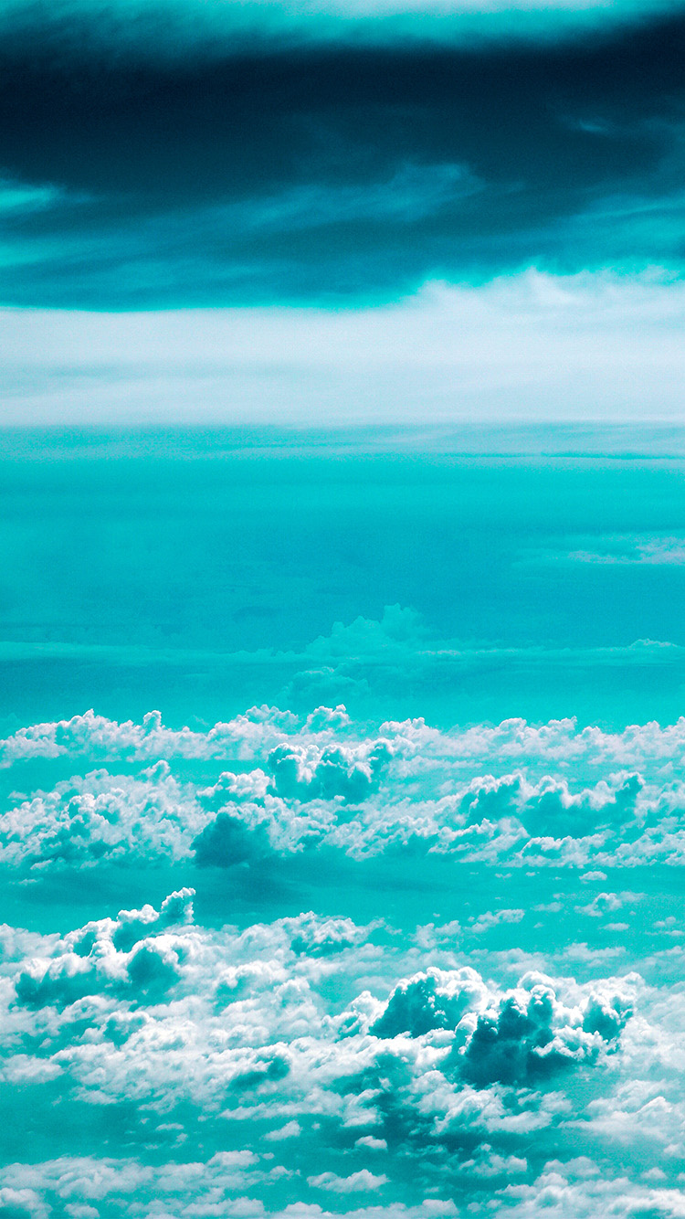 Papers.co-iPhone5-iphone6-plus-wallpaper-np78-cloud-sky-blue-nature-green