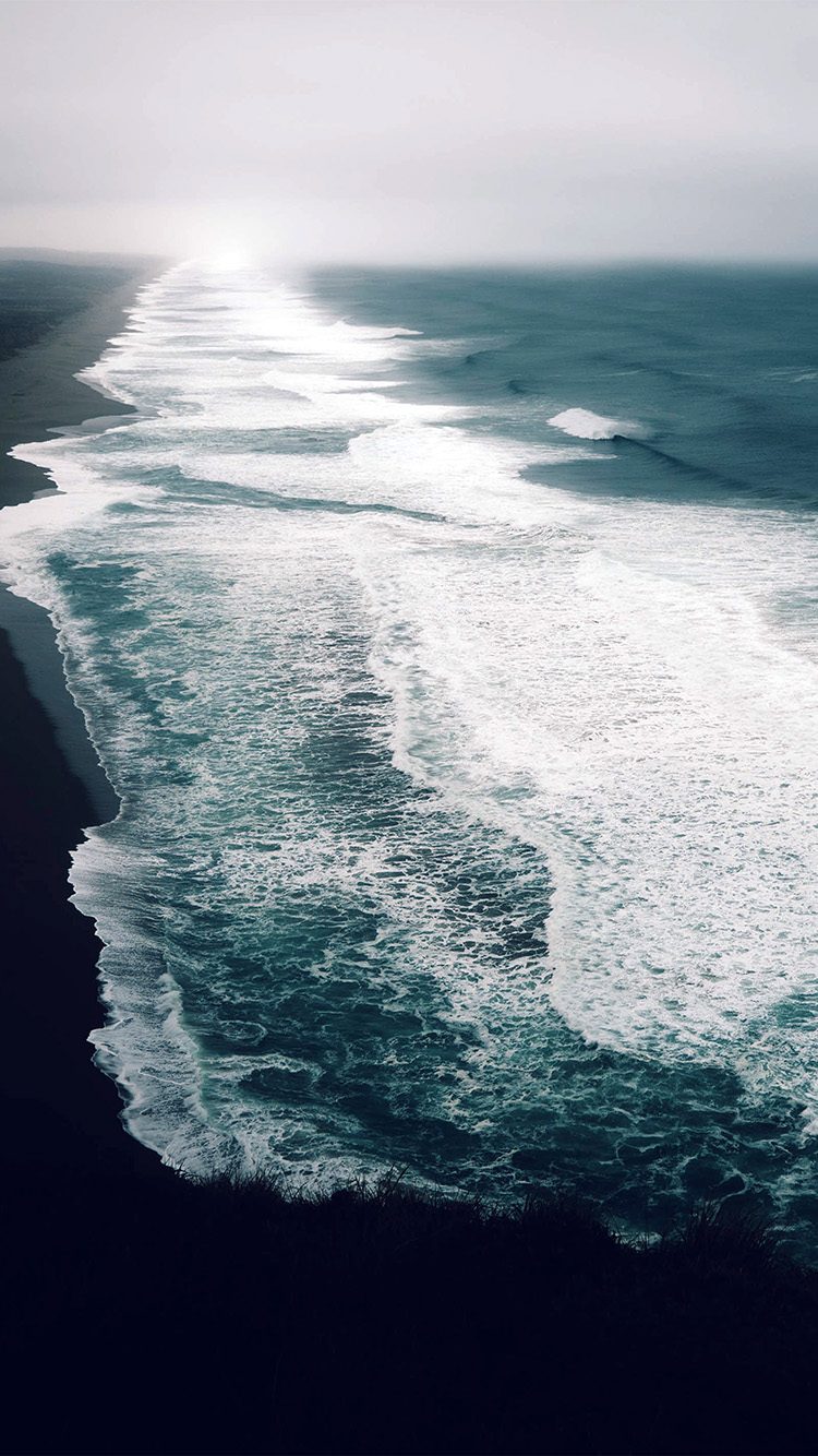iPhone7papers.com-Apple-iPhone7-iphone7plus-wallpaper-nq02-sea-beach-blue-nature