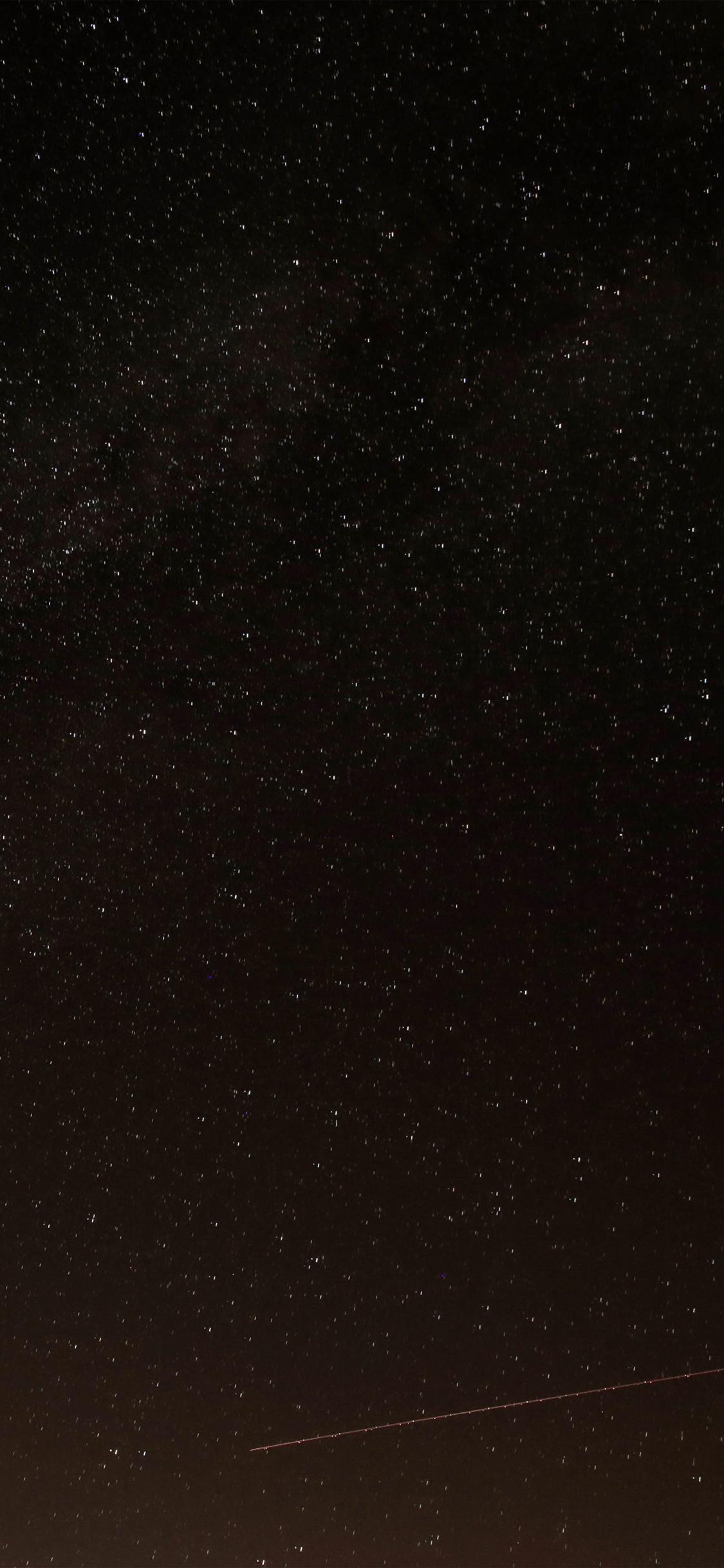 Iphonexpapers Com Iphone X Wallpaper Nq22 Night Sky Dark Star Nature