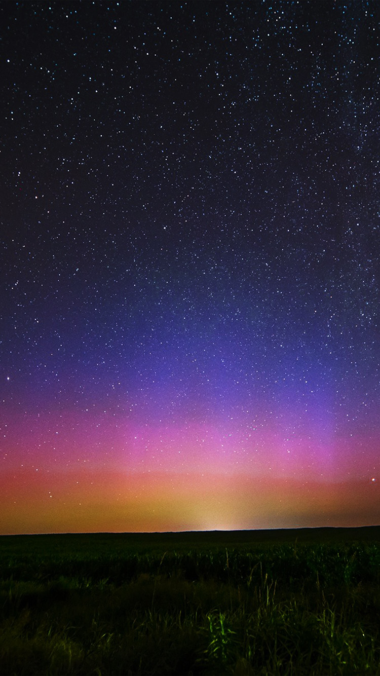 iPhonepapers.com-Apple-iPhone-wallpaper-nq44-night-sky-star-color-aurora-nature-sunset