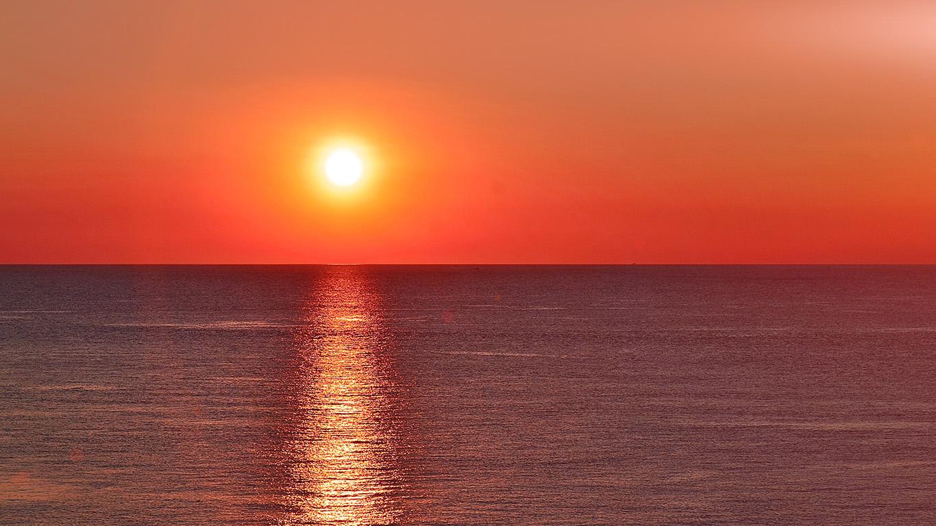 desktop-wallpaper-laptop-mac-macbook-air-nq97-sunset-sea-sky-nature-red-flare-wallpaper
