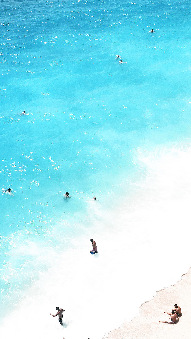 Nr00 Sea Summer Beach Water Holiday Nature Wallpaper