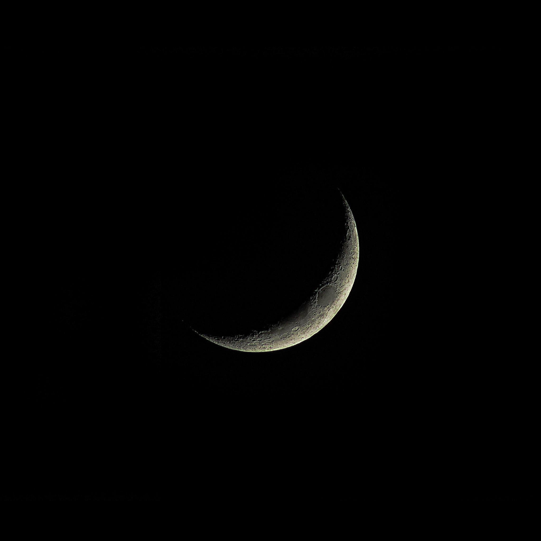 Nr11 Moon Night Dark Sky Nature Wallpaper