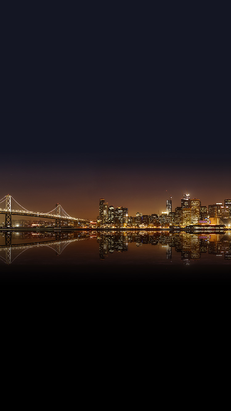 iPhone6papers.co-Apple-iPhone-6-iphone6-plus-wallpaper-nr26-night-river-city-dark-nature