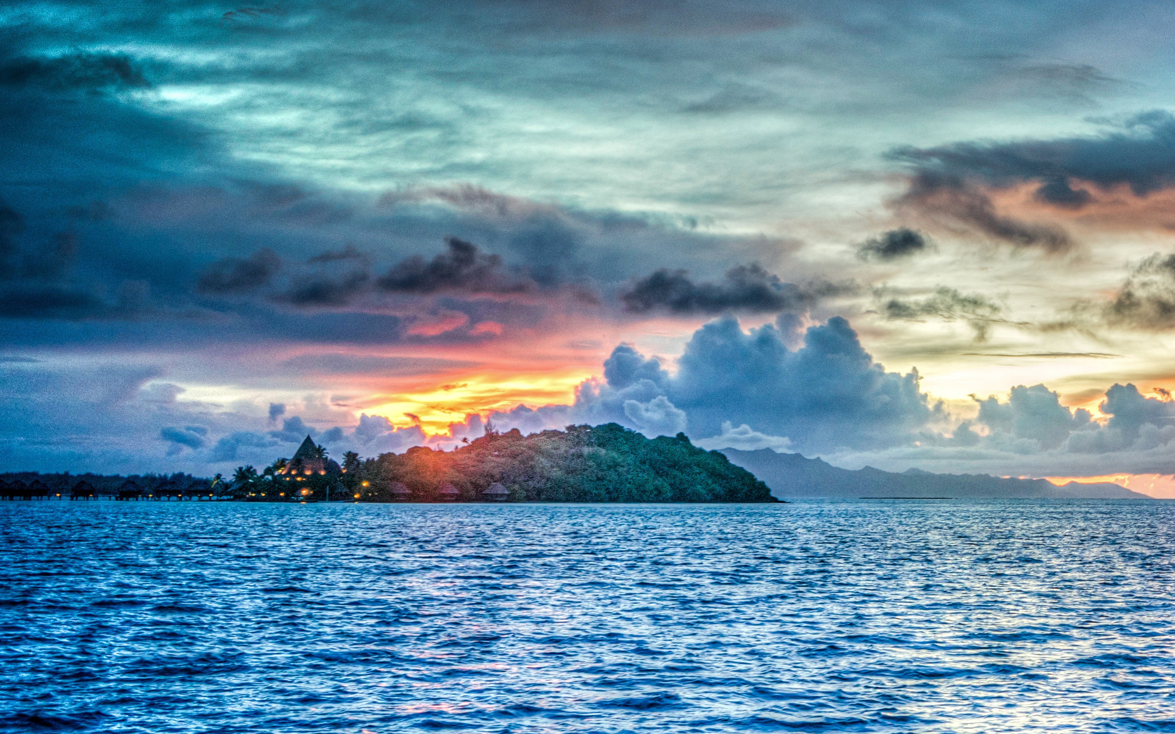 nr34-borabora-sea-island-sunset-summer-nature-wallpaper