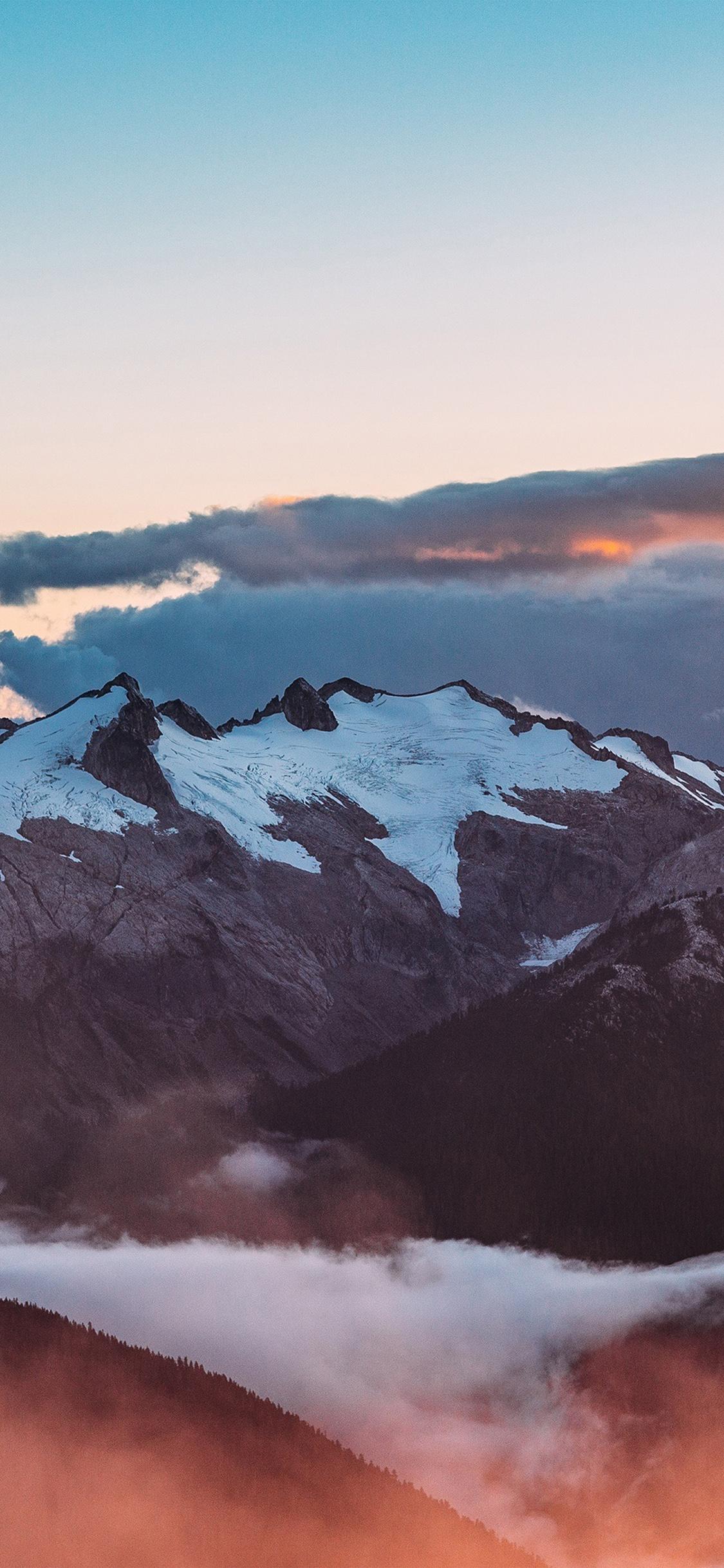 iPhoneXpapers.com-Apple-iPhone-wallpaper-nr83-mountain-sunset-sky-cloud-nature