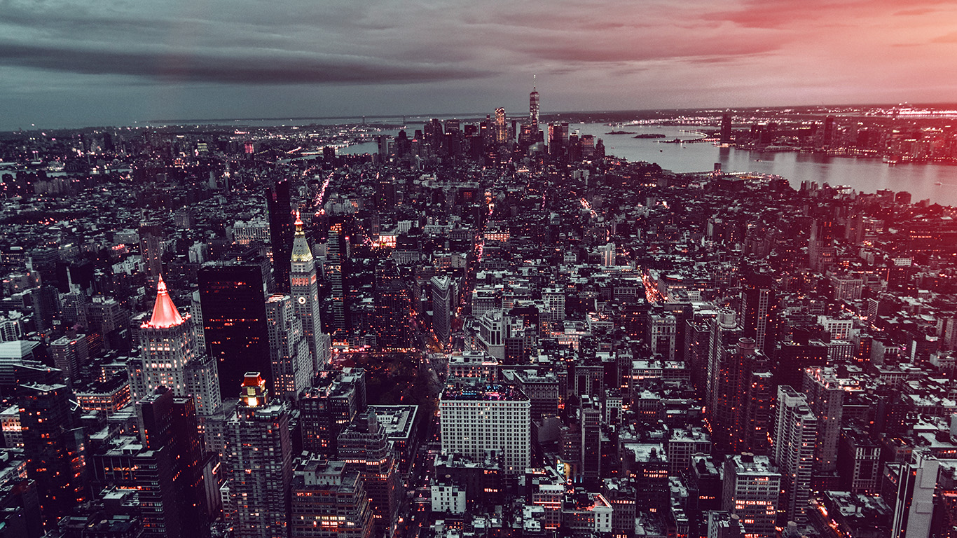 Wallpaper For Desktop Laptop Ns06 Unsplash City Sky Newyork