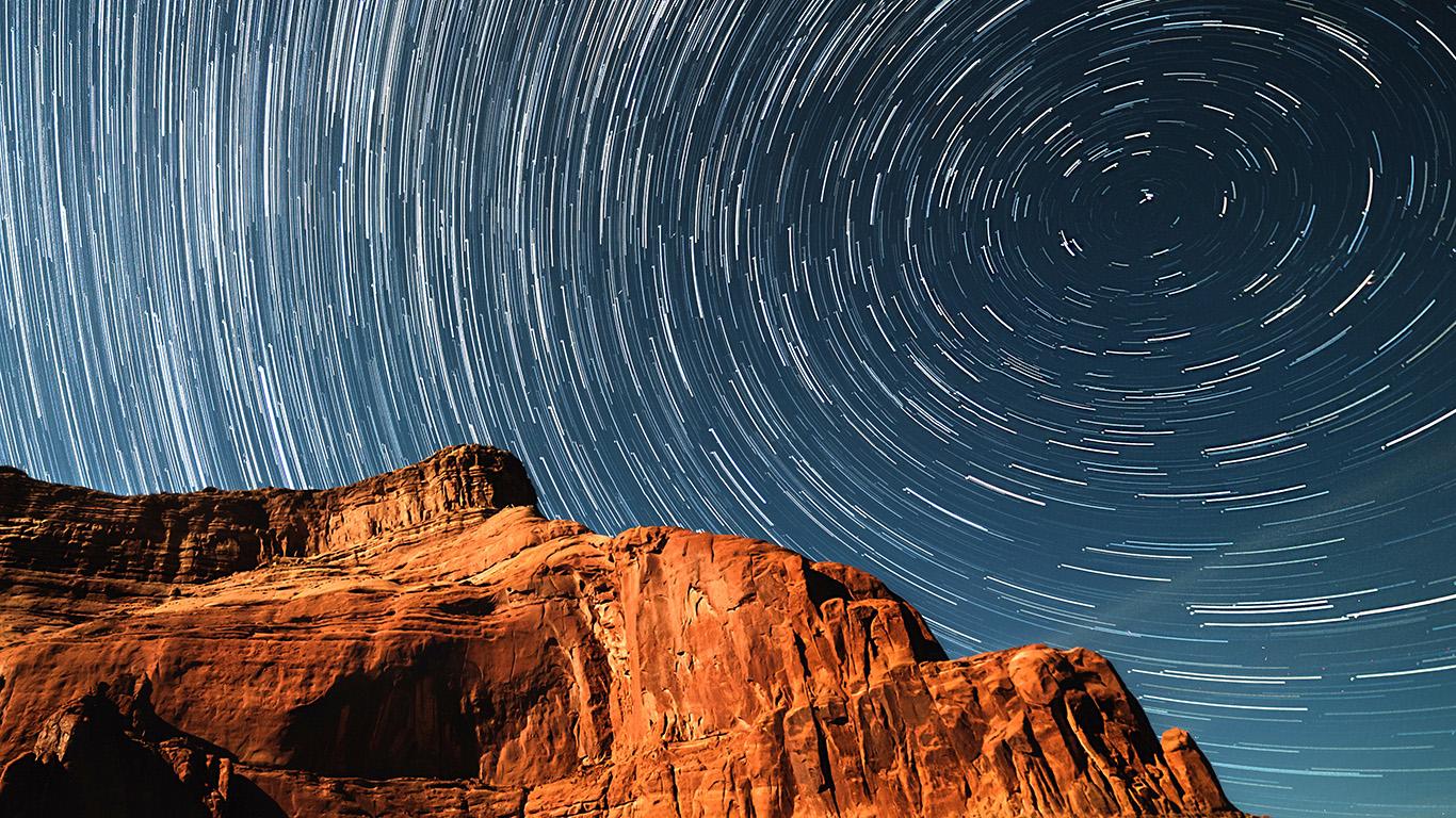 desktop-wallpaper-laptop-mac-macbook-air-ns07-star-night-sky-mountain-nature-wonderful-wallpaper