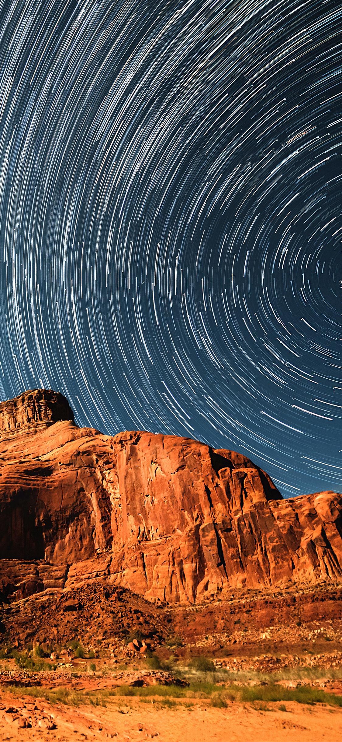 iPhoneXpapers.com-Apple-iPhone-wallpaper-ns07-star-night-sky-mountain-nature-wonderful