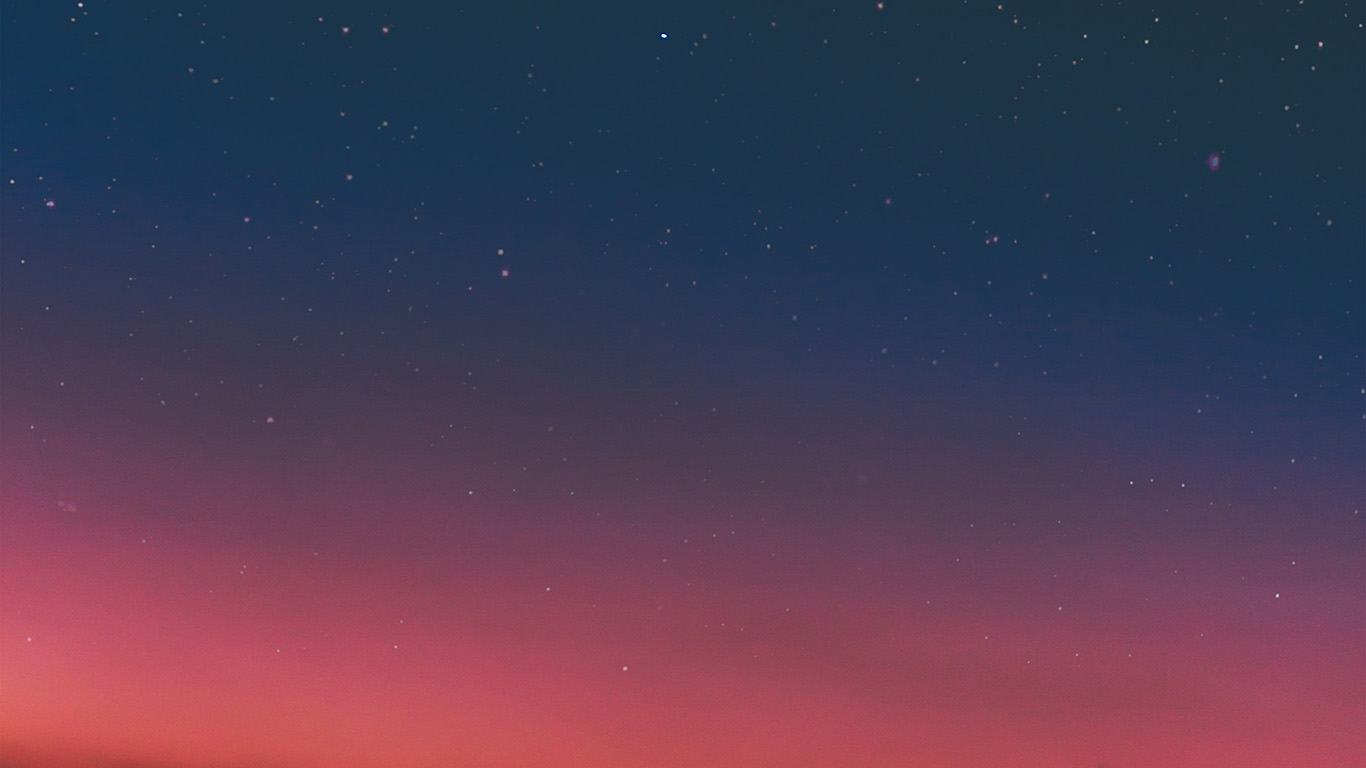 wallpaper for desktop, laptop | ns23-night-sky-sunset-pink-nature