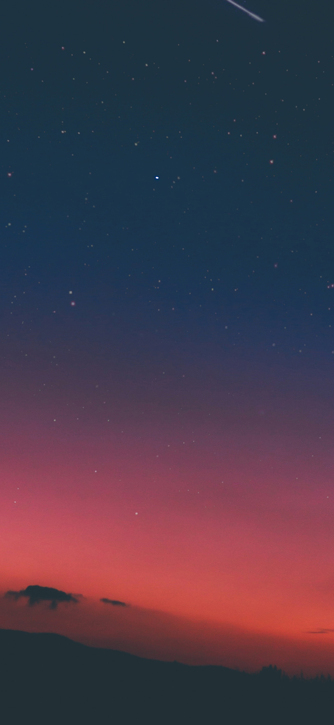 iPhoneXpapers.com-Apple-iPhone-wallpaper-ns23-night-sky-sunset-pink-nature