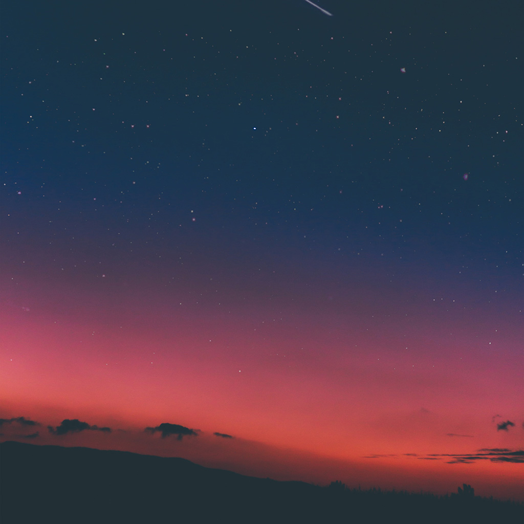 android-wallpaper-ns23-night-sky-sunset-pink-nature-wallpaper