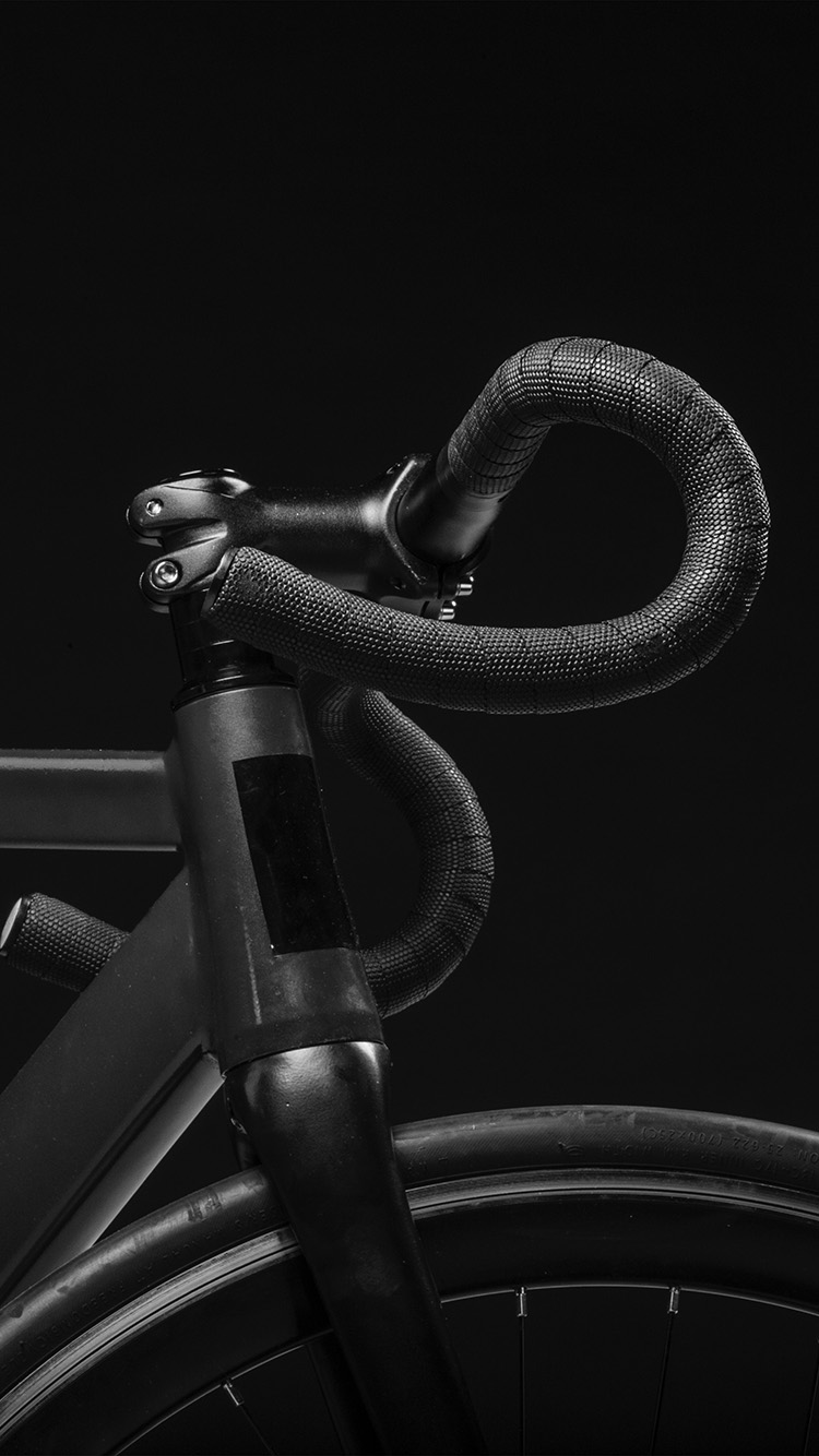 Papers.co-iPhone5-iphone6-plus-wallpaper-ns33-bicycle-dark-bw-minimal-nature