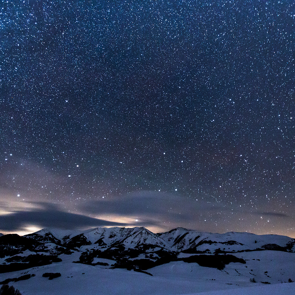 wallpaper-ns40-snow-night-sky-star-space-nature-wallpaper