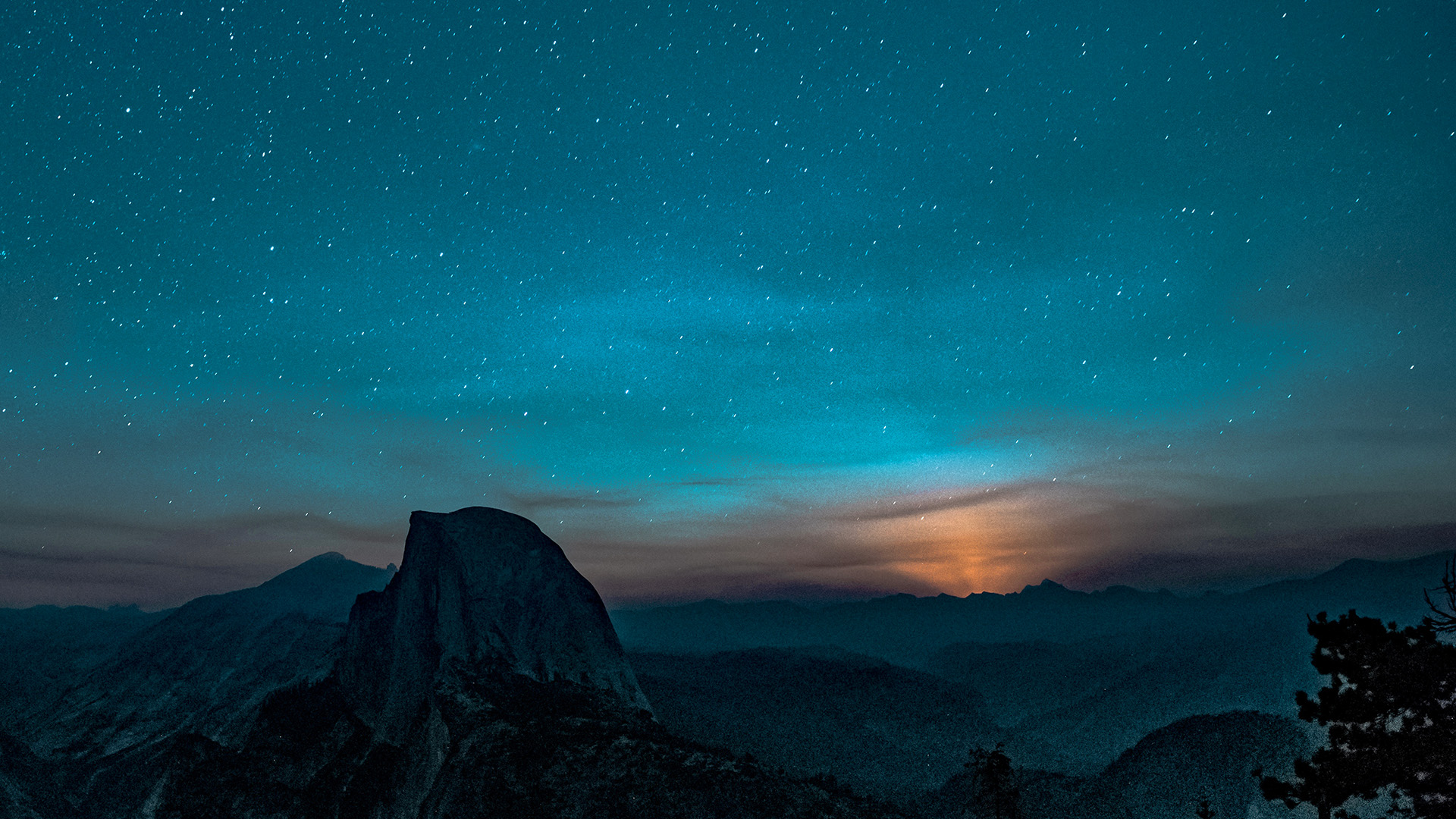 ns52-mountain-night-sky-star-space-nature-wallpaper