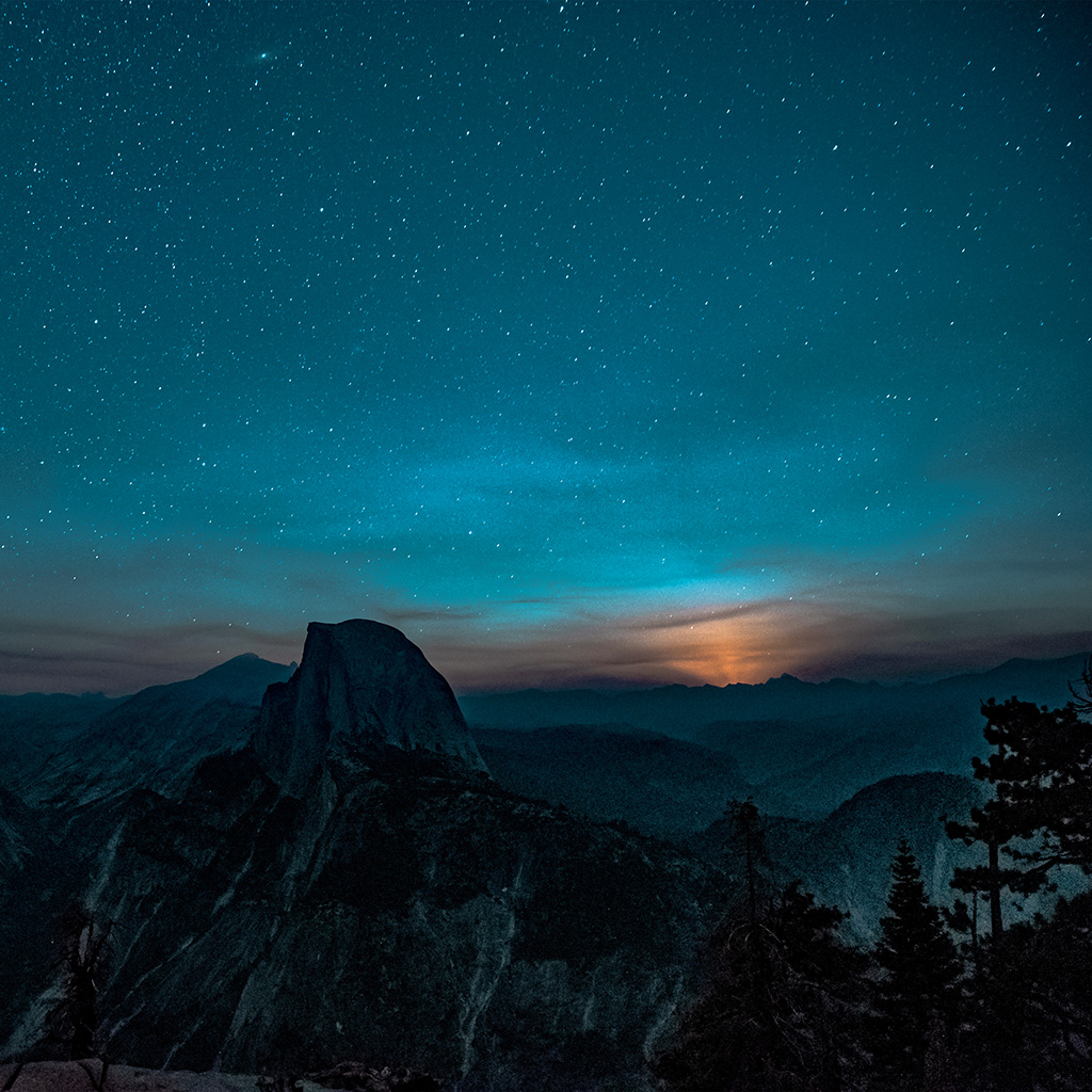 wallpaper-ns52-mountain-night-sky-star-space-nature-wallpaper