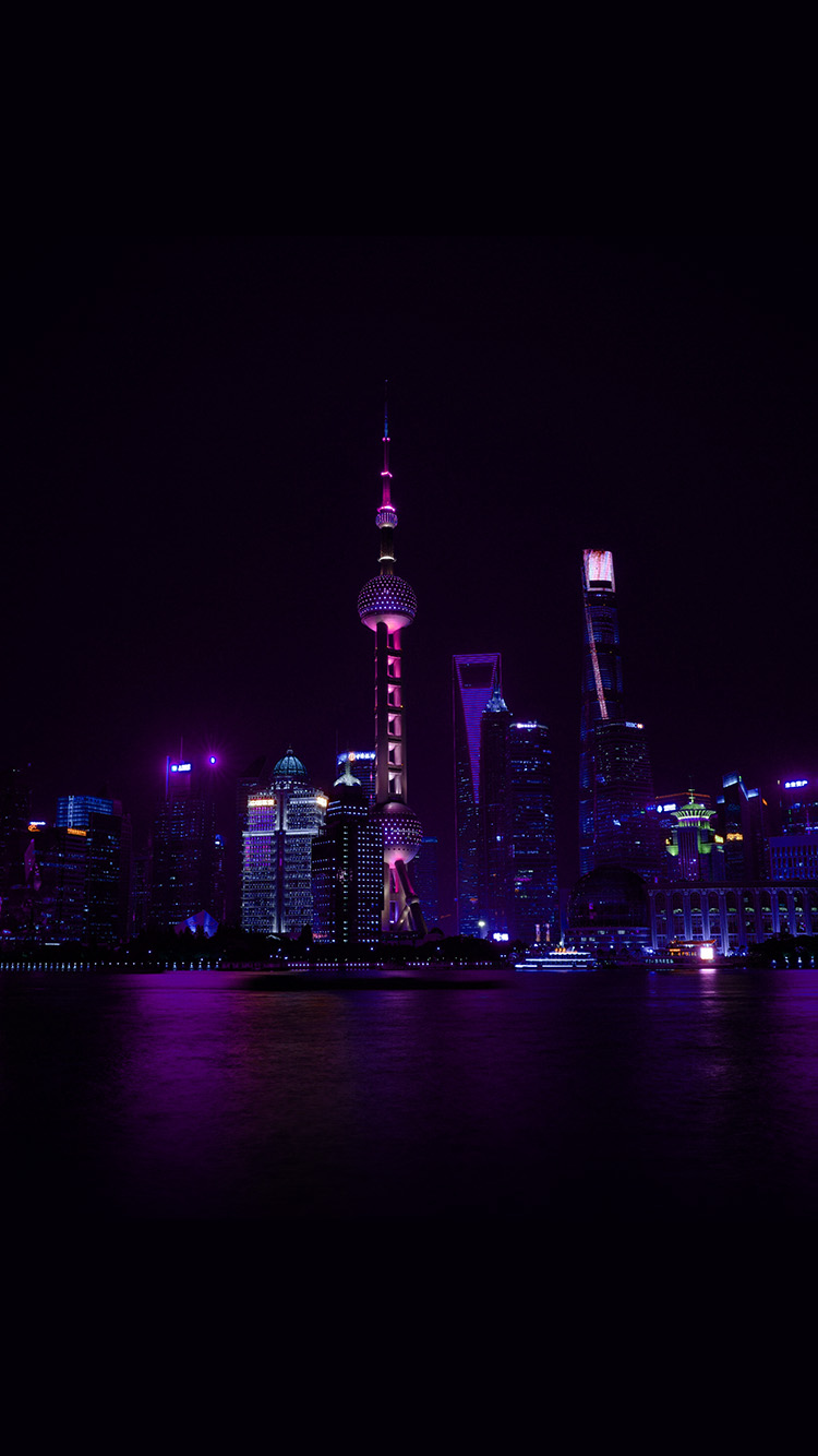 iPhone7papers.com-Apple-iPhone7-iphone7plus-wallpaper-ns93-china-night-city-nature-blue