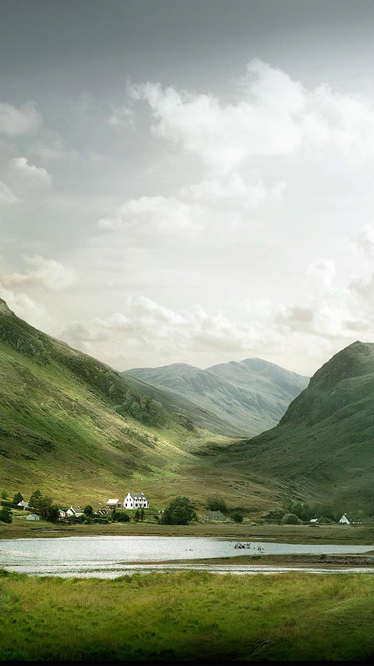Nature essays mountains